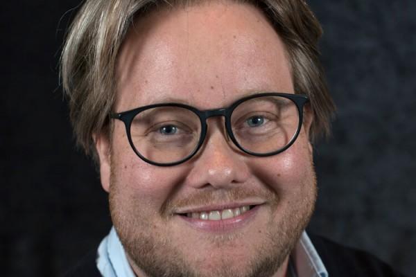 Portræt af Niels Foltved